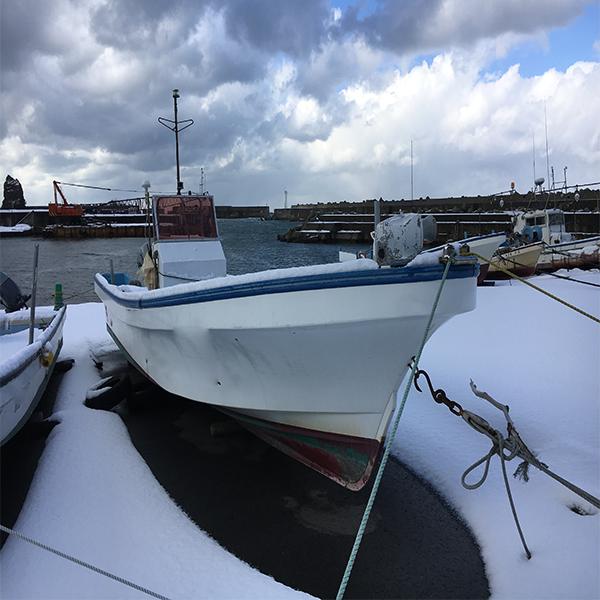 6.2m釣り船